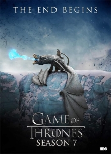 Cover von Game of Thrones (Serie)
