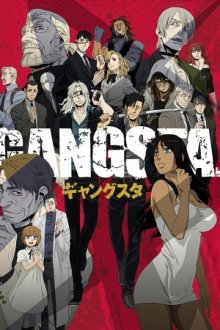 Cover der TV-Serie Gangsta