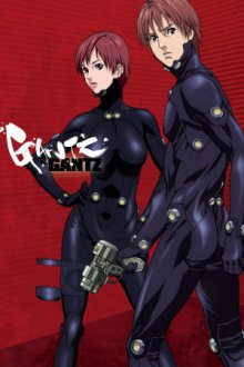 Cover der TV-Serie Gantz
