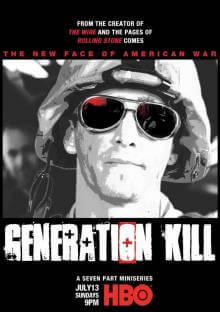 Cover der TV-Serie Generation Kill