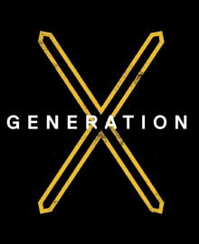 Cover von Generation X (Serie)