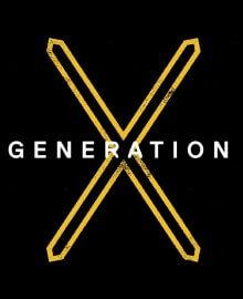 Cover von Generation X (Serie)