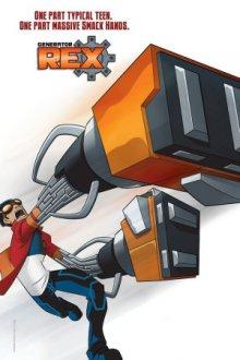 Cover von Generator Rex (Serie)