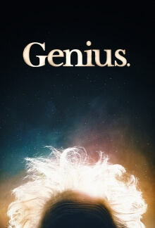Genius: Einstein Serien Cover