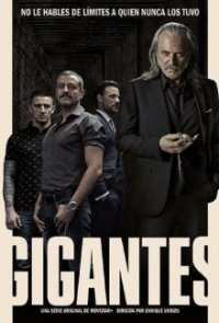 Cover Gigantes, Poster Gigantes