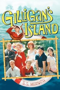 Poster, Gilligans Insel Serien Cover