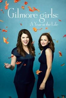 Cover von Gilmore Girls: Ein neues Jahr (Serie)