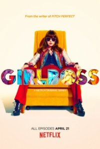 Cover der TV-Serie Girlboss
