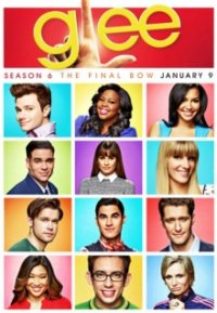 Cover der TV-Serie Glee