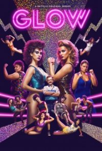 Cover der TV-Serie GLOW