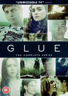 Cover der TV-Serie Glue