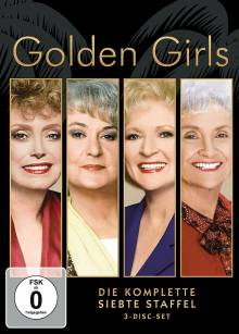 Cover der TV-Serie Golden Girls