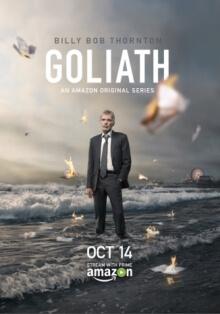 Cover von Goliath (Serie)