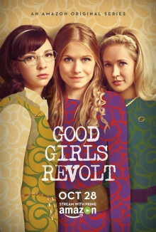 Good Girls Revolt Serien Cover