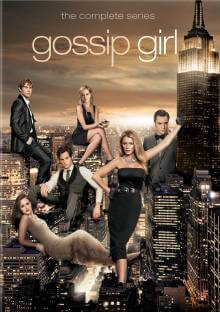 Cover der TV-Serie Gossip Girl