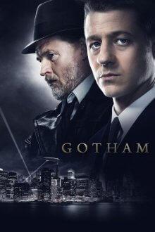 Cover von Gotham (Serie)