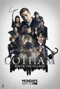 Cover der TV-Serie Gotham