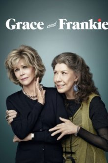 Cover der TV-Serie Grace and Frankie