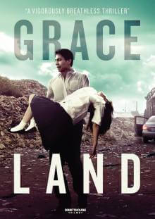 Cover der TV-Serie Graceland