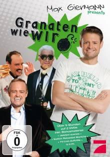 Cover von Granaten wie wir (Serie)