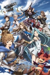 Cover der TV-Serie Granblue Fantasy The Animation