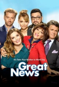 Cover der TV-Serie Great News