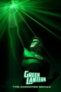 Cover der TV-Serie Green Lantern: The Animated Series