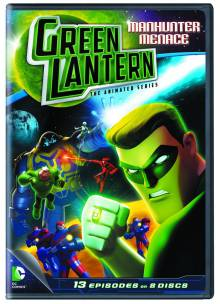 Cover von Green Lantern: The Animated Series (Serie)