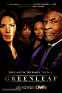 Cover der TV-Serie Greenleaf