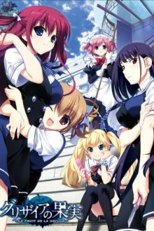 Cover der TV-Serie Grisaia no Kajitsu
