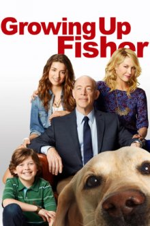 Cover der TV-Serie Growing Up Fisher