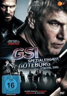 Cover von GSI – Spezialeinheit Göteborg (Serie)