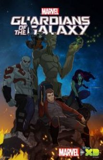Cover der TV-Serie Guardians of the Galaxy