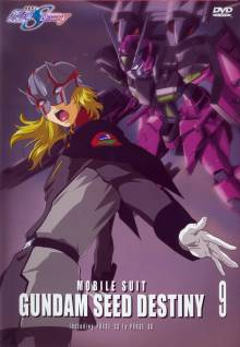 Cover der TV-Serie Gundam Seed