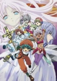 Cover der TV-Serie .hack//Legend of the Twilight