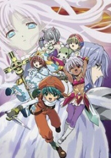 Cover von .hack//Legend of the Twilight (Serie)