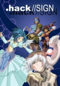 Cover der TV-Serie .hack//Sign