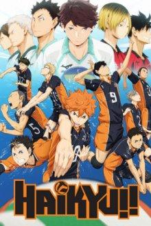 Cover von Haikyū!! (Serie)