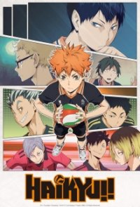 Haikyuu!! Cover, Poster, Haikyuu!! DVD