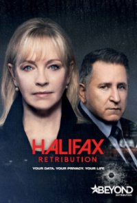 Cover Halifax: Retribution, TV-Serie, Poster
