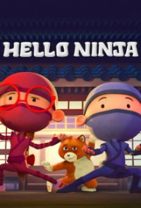 Cover Hallo Ninja, TV-Serie, Poster