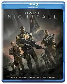 Cover von Halo: Nightfall (Serie)