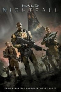 Cover Halo: Nightfall, TV-Serie, Poster