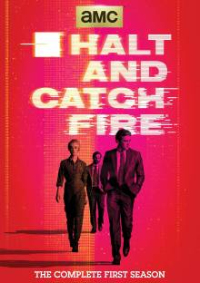 Cover der TV-Serie Halt and Catch Fire