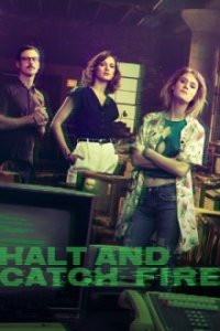 Cover Halt and Catch Fire, TV-Serie, Poster
