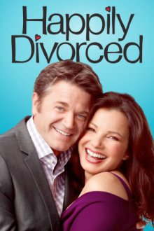 Cover der TV-Serie Happily Divorced