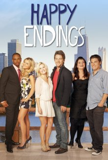 Cover der TV-Serie Happy Endings