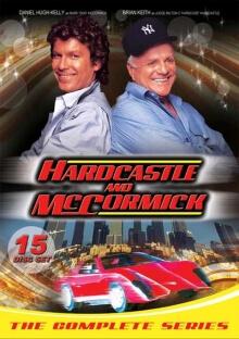 Cover von Hardcastle und McCormick (Serie)