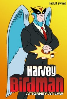 Cover von Harvey Birdman, Attorney at Law (Serie)