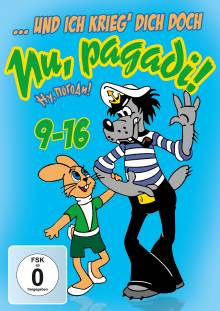Cover von Hase und Wolf (Serie)